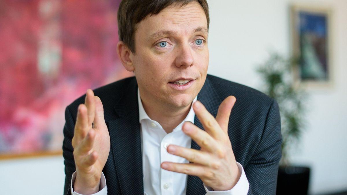 Ministerpräsident Saarland - Tobias Hans