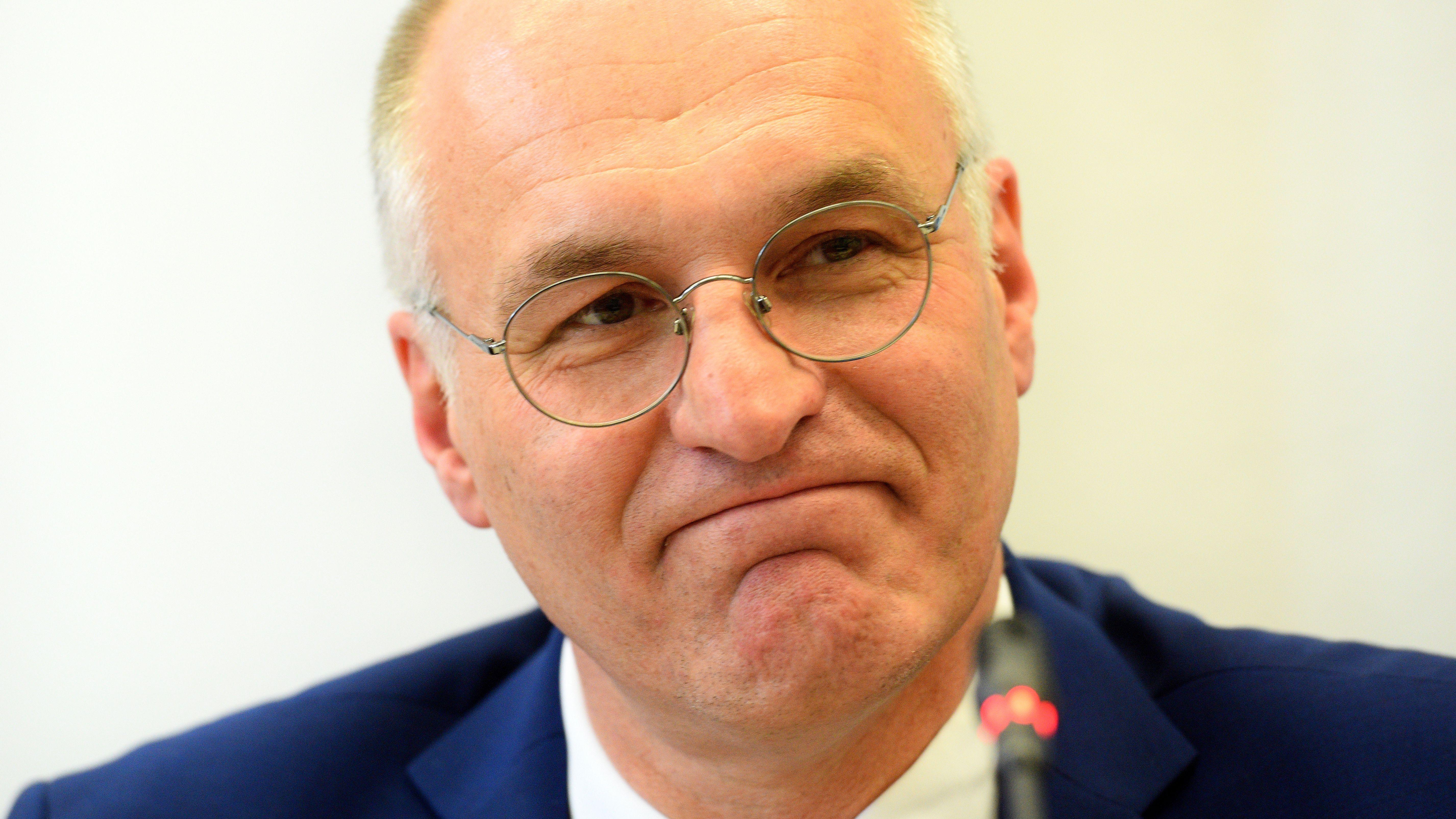 Präsident des bayerischen Städtetags Kurt Gribl