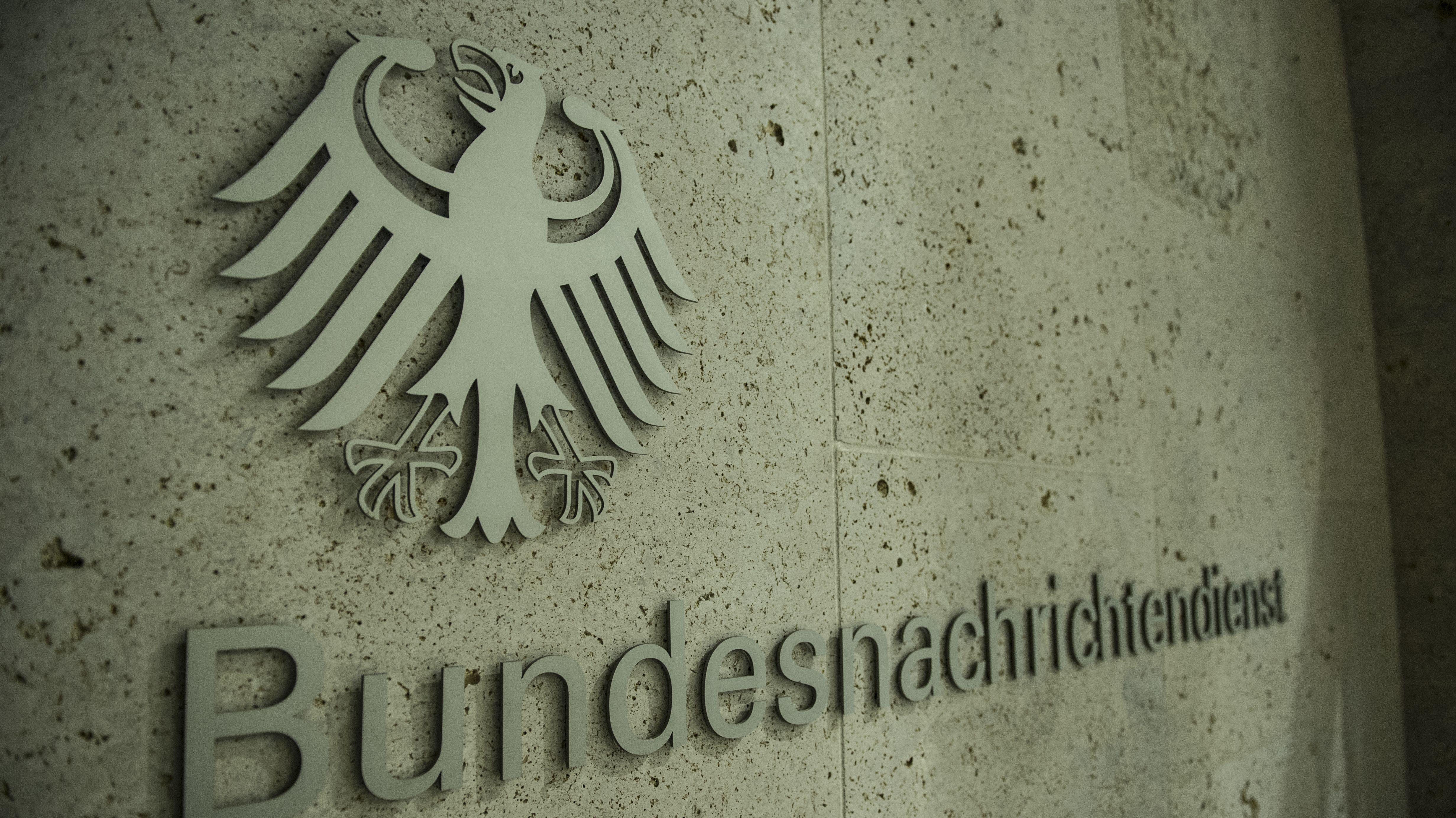 Bundesnachrichtendienst in Berlin