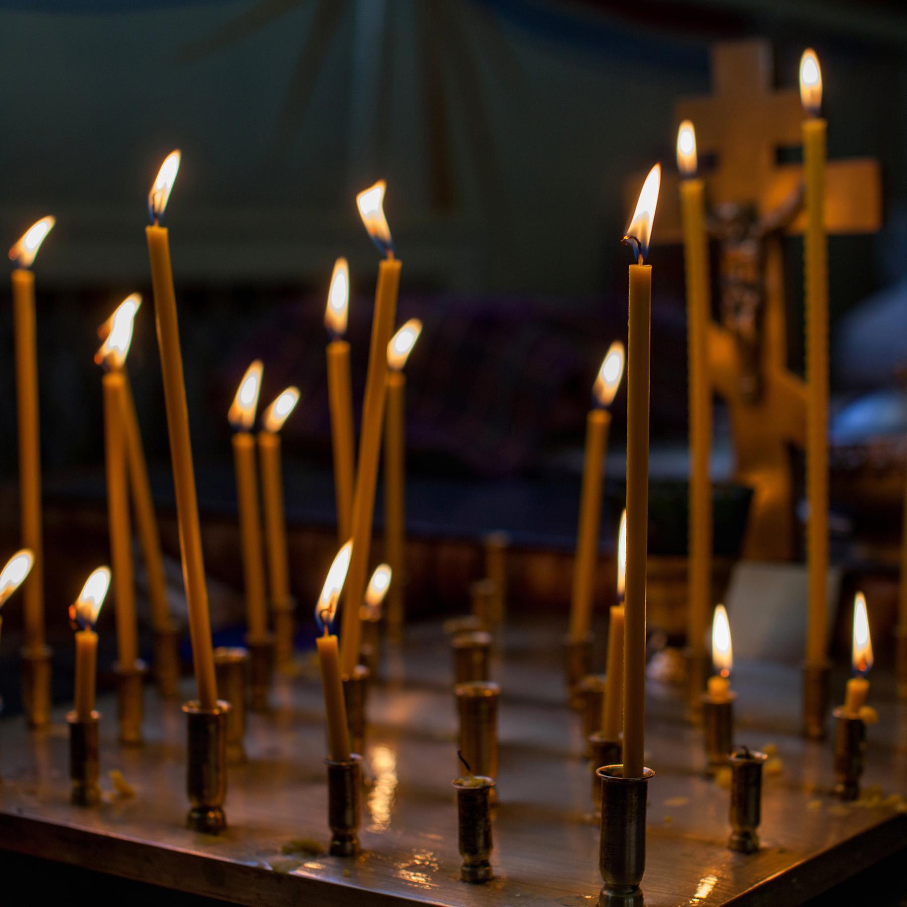 Feuer in den Religionen - Erleuchtung, Reinigung, Wandel