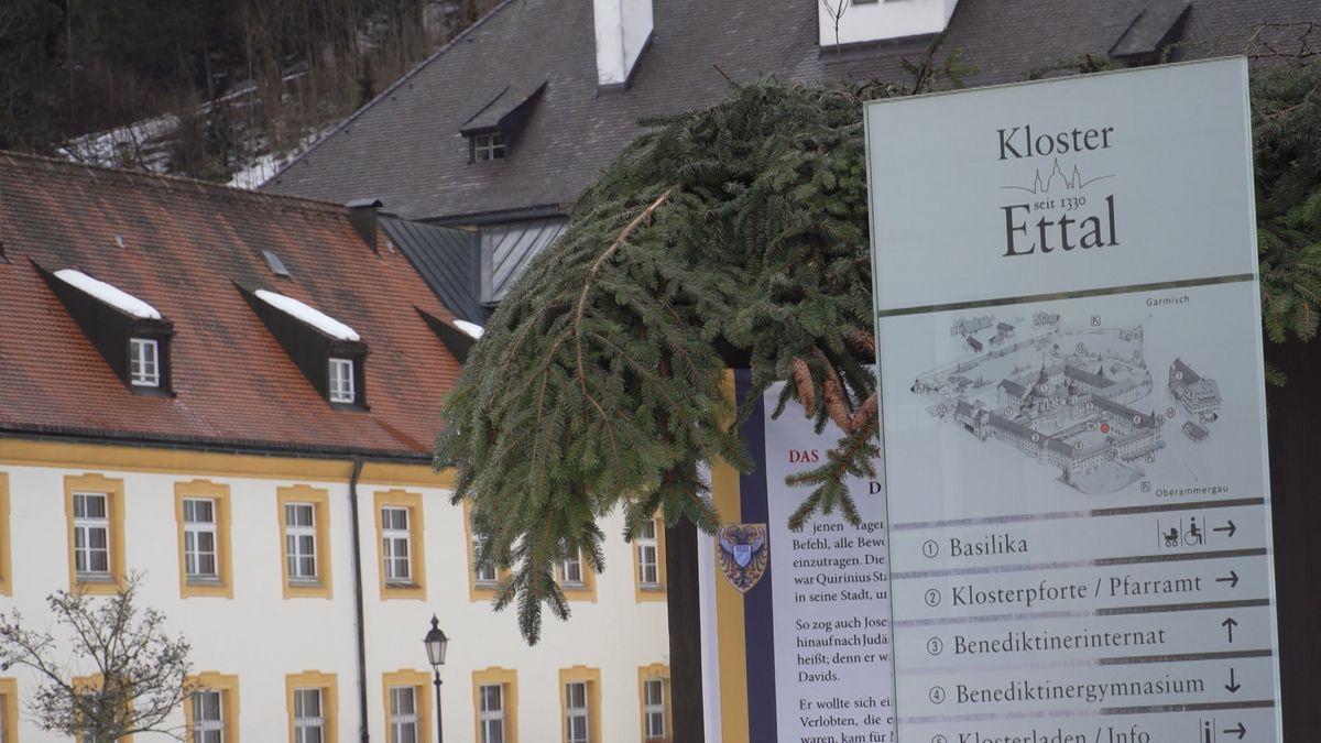 Im Sommer 2024 schließt das Internat am Kloster Ettal.