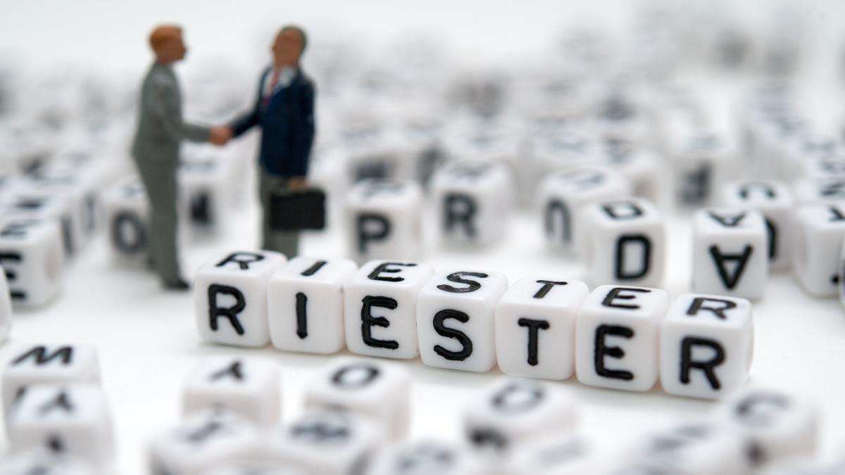 Symbolbild: Riester-Produkte