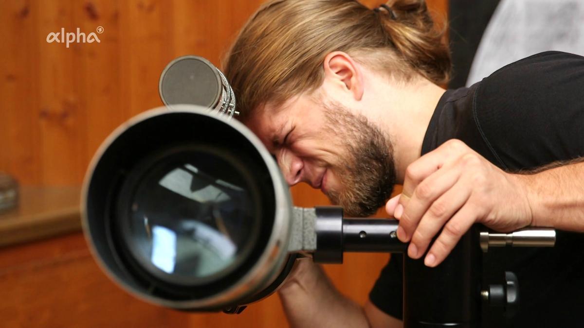 Linsen & spiegel: wie funktioniert ein fernrohr? physik alpha