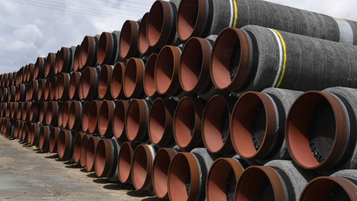 Pipeline-Segmente