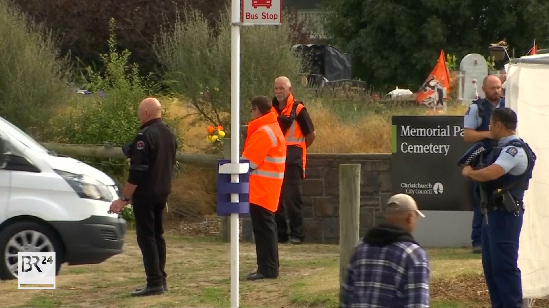 Erste Beerdigungen nach dem Anschlag in Neuseeland