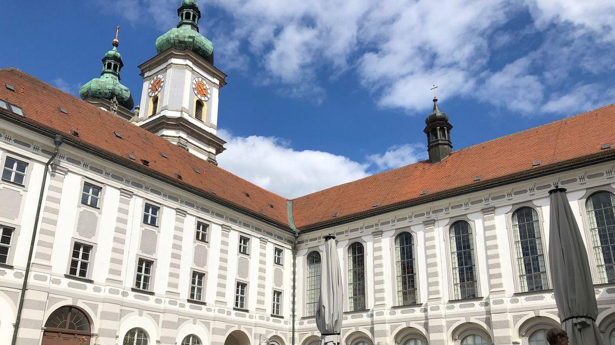 Der Kloster-Kirchturm