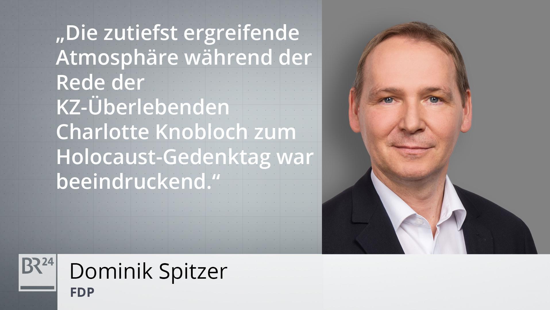 Portrait Dominik Spitzer