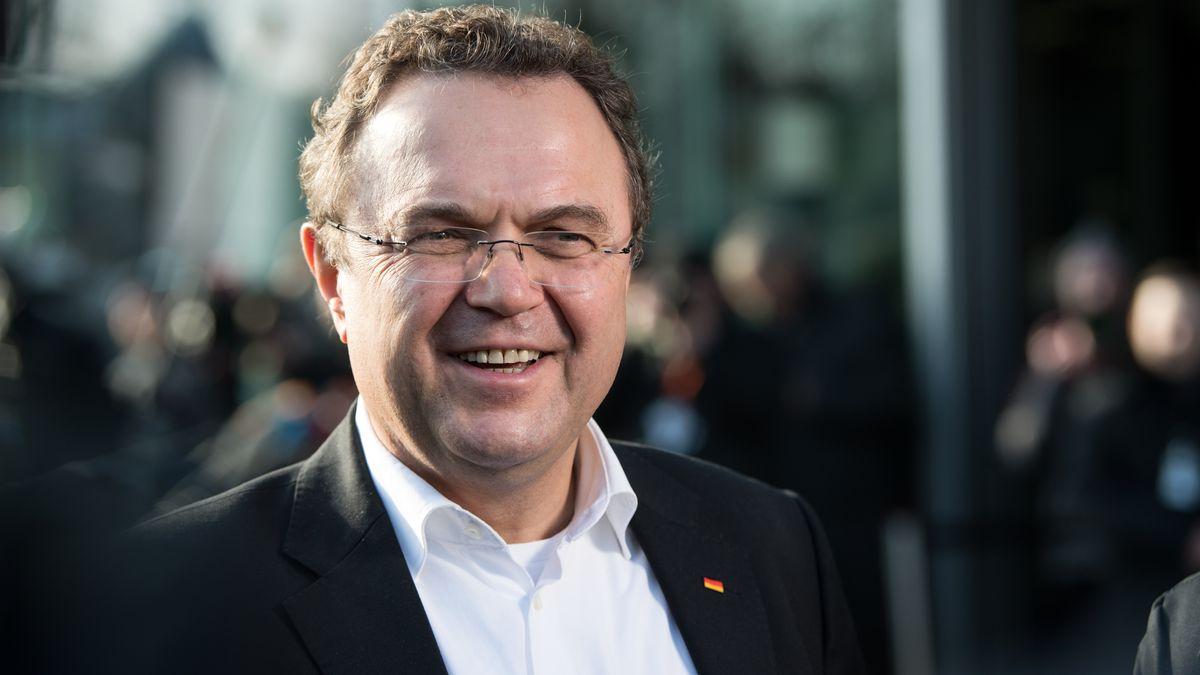 Der CSU-Abgeordnete und Bundestagsvizepräsident Hans-Peter Friedrich