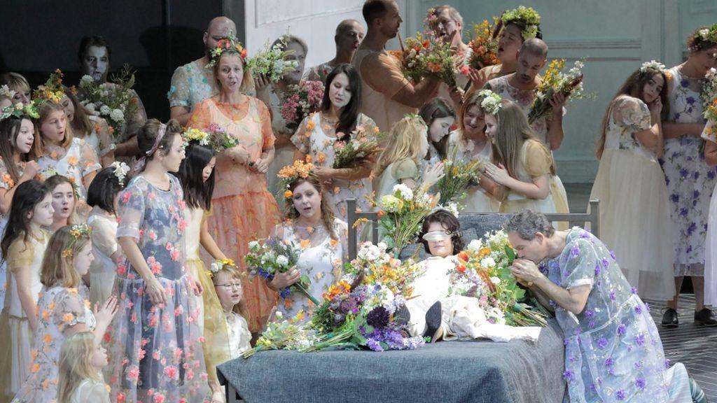 Otello an der Bayerischen Staatsoper