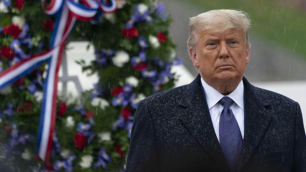 Präsident bei Ehrung für die Gefallenen