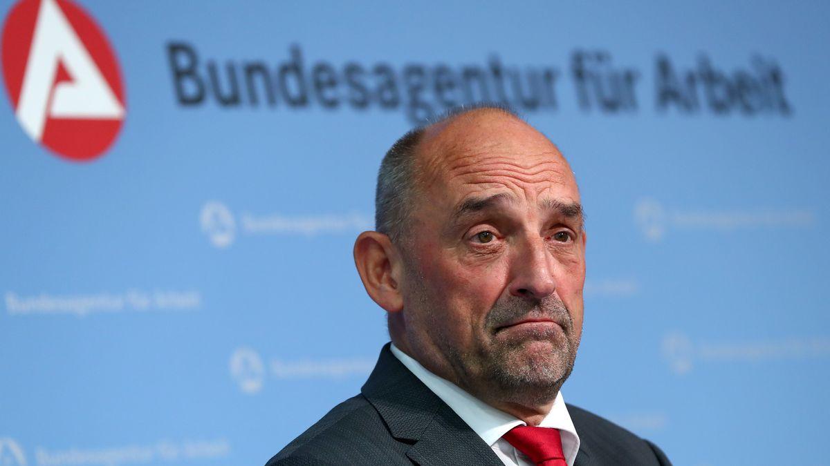 Detlef Scheele, Vorstandschef der Bundesagentur für Arbeit