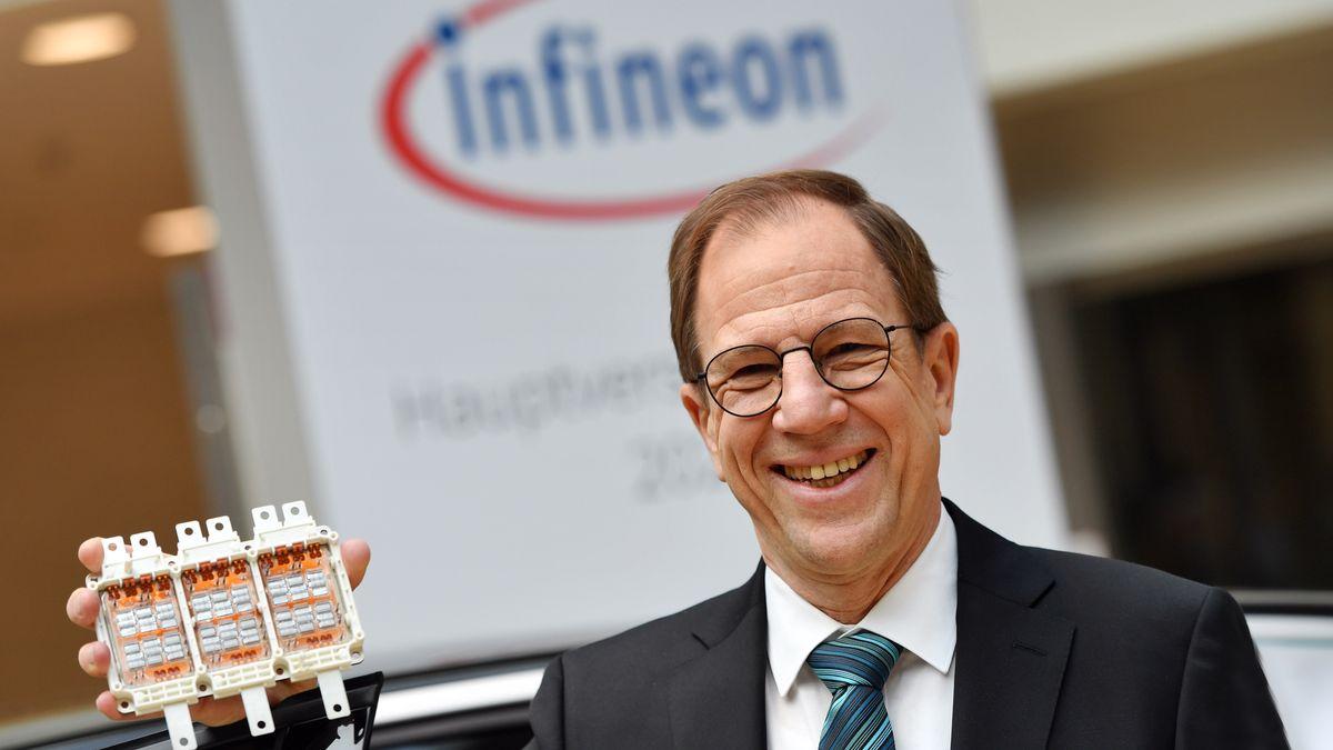 Reinhard Ploss, Infineon
