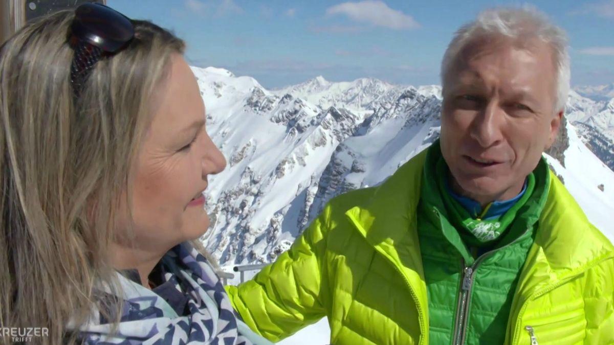 Marianne Kreuzer und Norbert Schramm