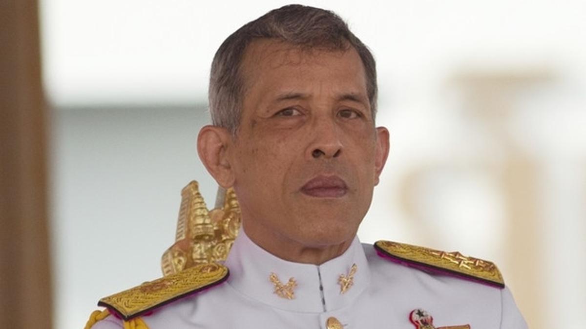 König von Thailand  Maha Vajiralongkorn