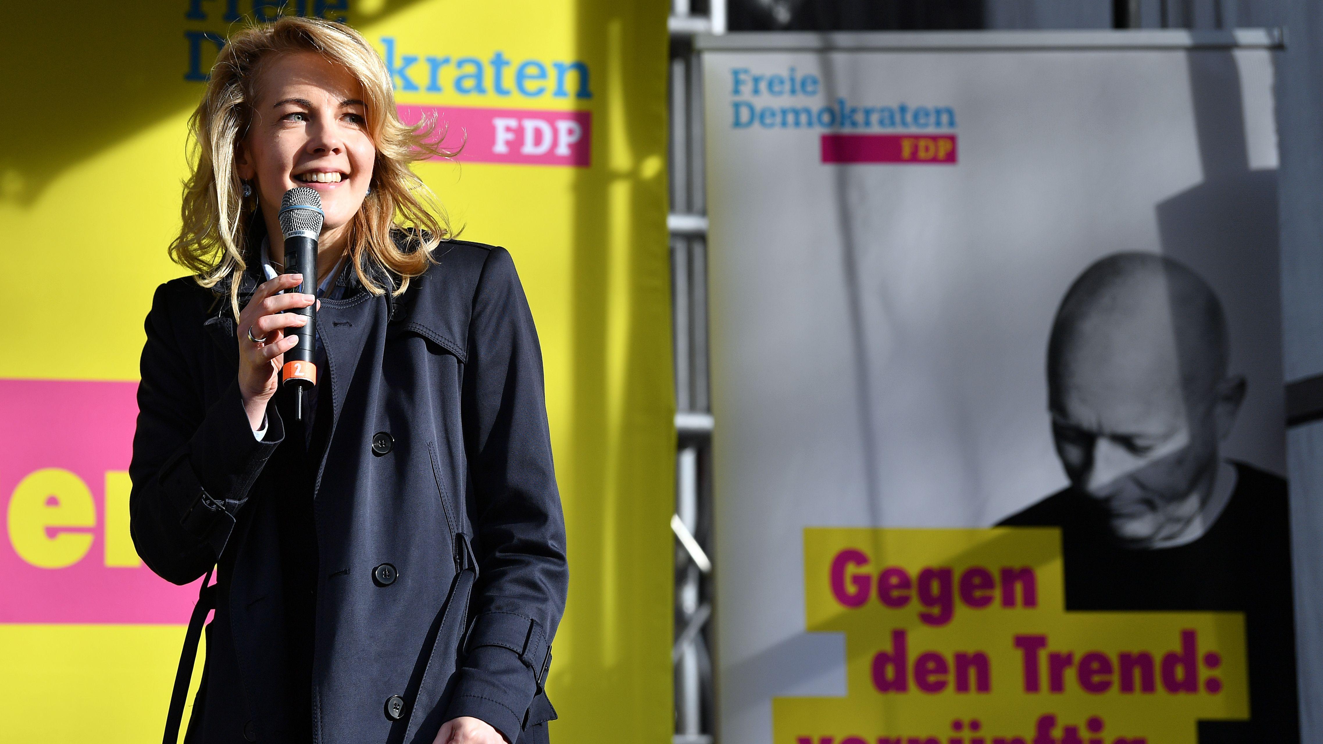 Außer in Berlin, ist die FDP in keinem anderen ostdeutschen Landtag vertreten - die Partei hofft das bei der Wahl in Thüringen zu ändern.