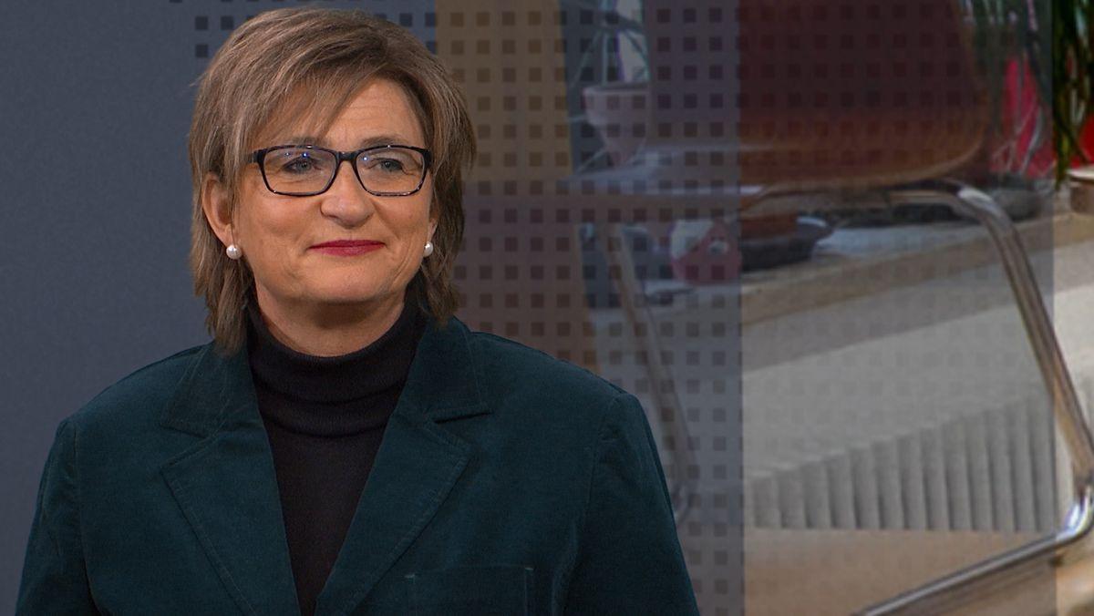Simone Fleischmann, Präsidentin des Bayerischen Lehrerinnen- und Lehrerverbandes.