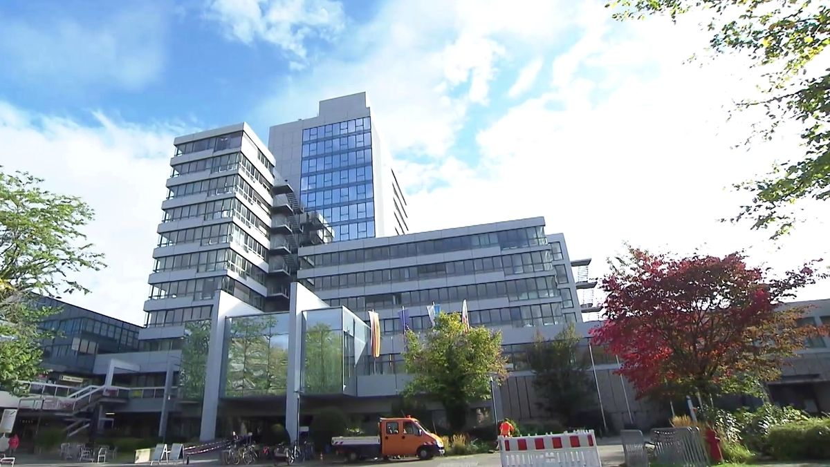 Rathaus der Stadt Erlangen