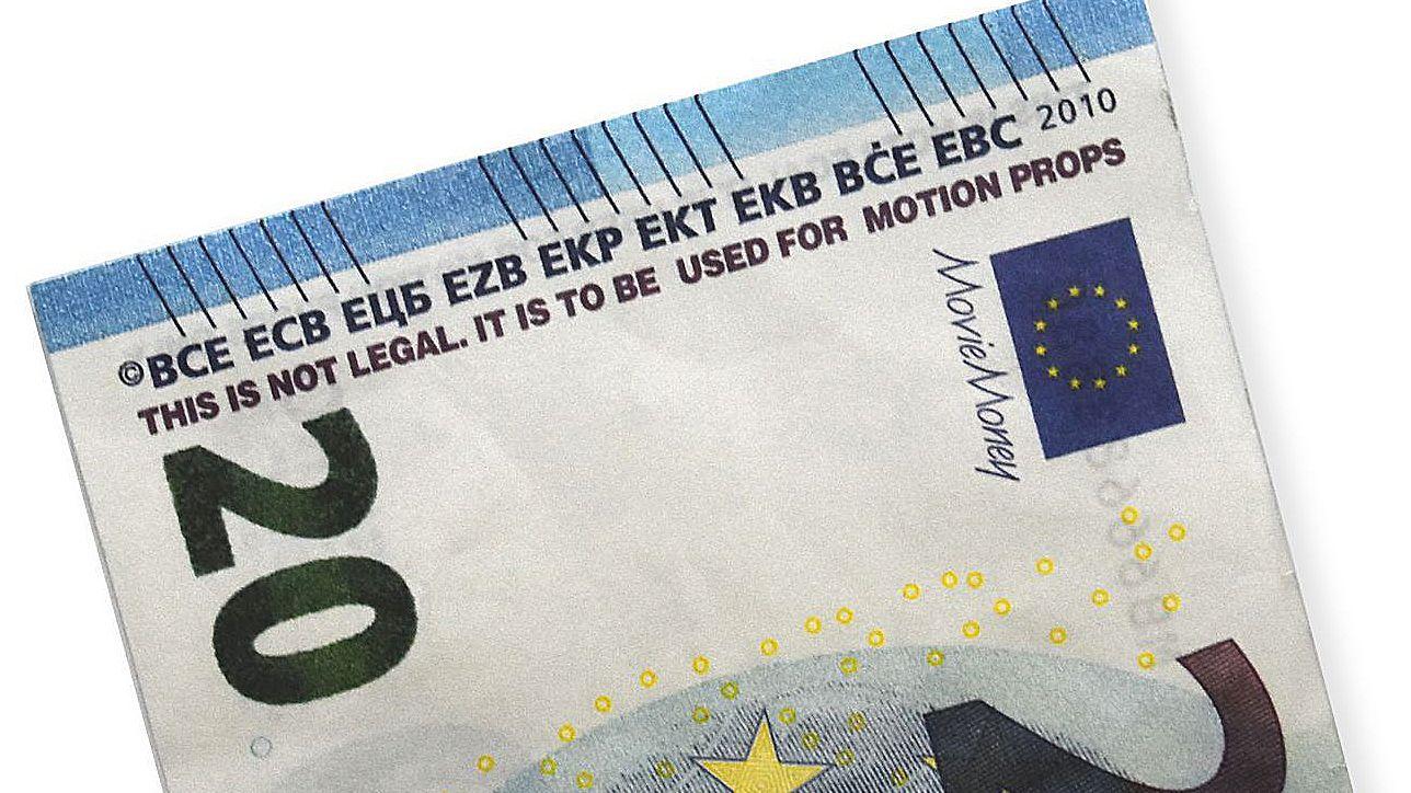 """In Bayern taucht vermehrt Filmgeld auf. Wer dieses """"Movie Money"""" in Verkehr bringt, muss mit Haftstrafen rechnen."""