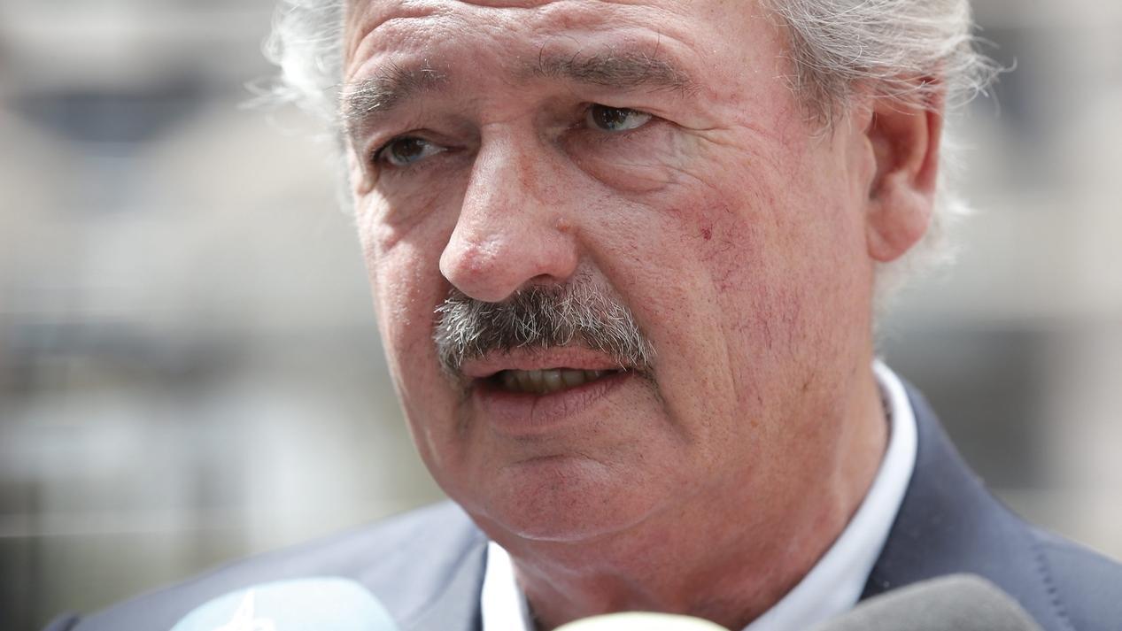 Jean Asselborn - Der luxemburgische Außen- und Verteidigungsminister