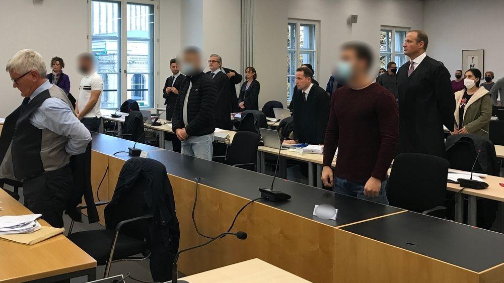 Prozess um tödliche Attacke vom Königsplatz