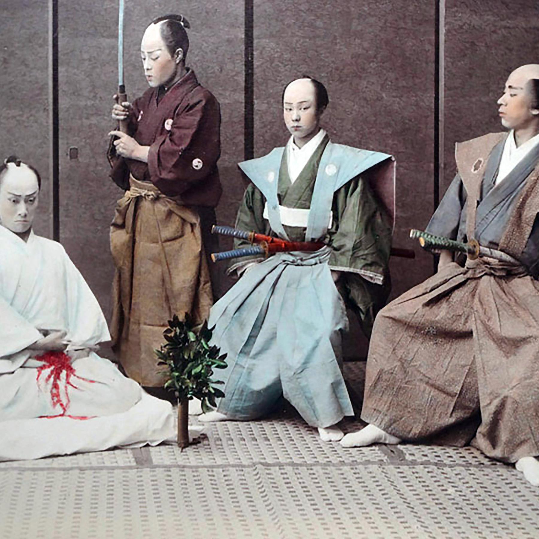 Samurai - Der legendäre Kriegeradel Japans
