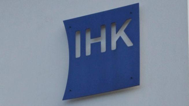 IHK-Schriftzug (Symbolbild)