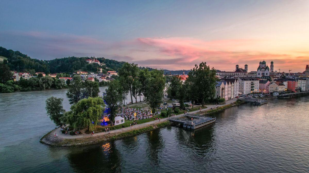 Eine Veranstaltung der Europäischen Wochen an der Passauer Ortsspitze