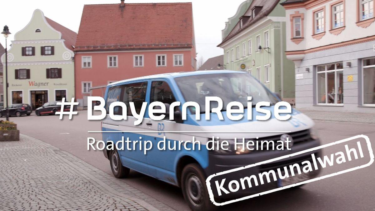 Bayernreise Schwaben