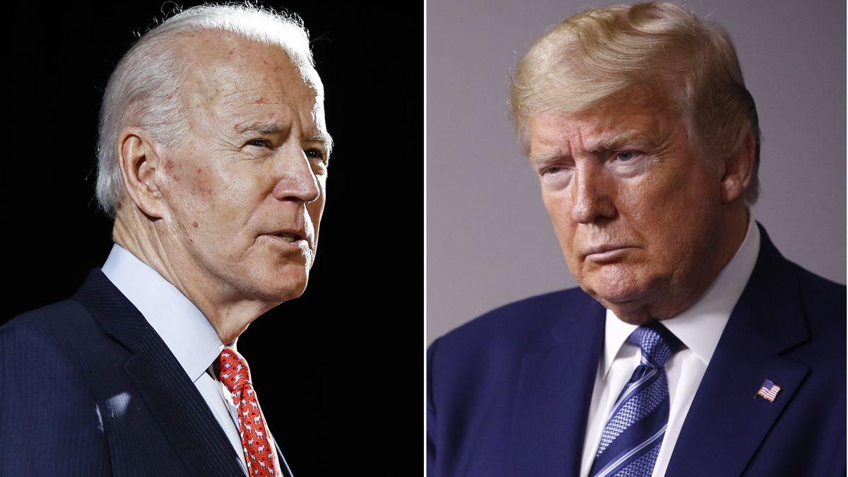 US-Präsidentschaftswahl: Wird Amtsinhaber Donald Trump wiedergewählt oder löst ihn Herausforderer Joe Biden ab?