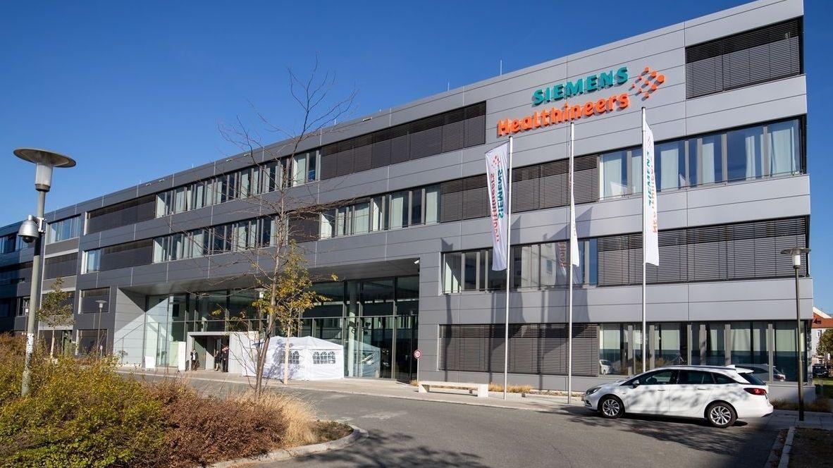 Siemens Healthineers Erlangen