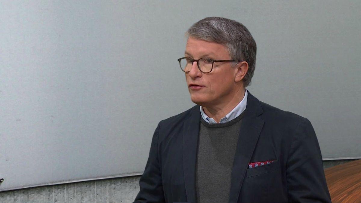 BR Fußball-Experte Bernd Schmelzer