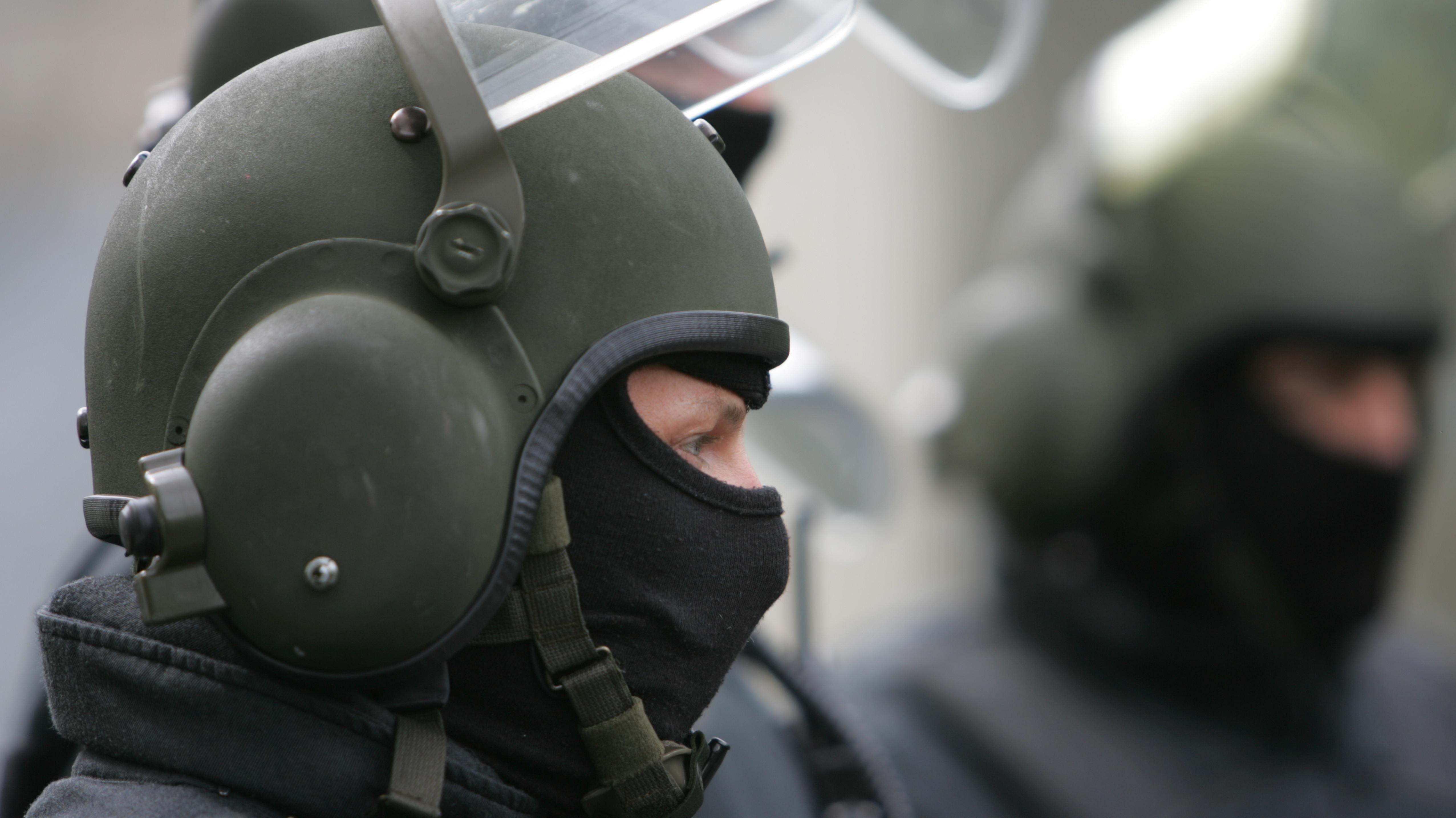 Spezialeinsatzkommando in NRW (Archiv)