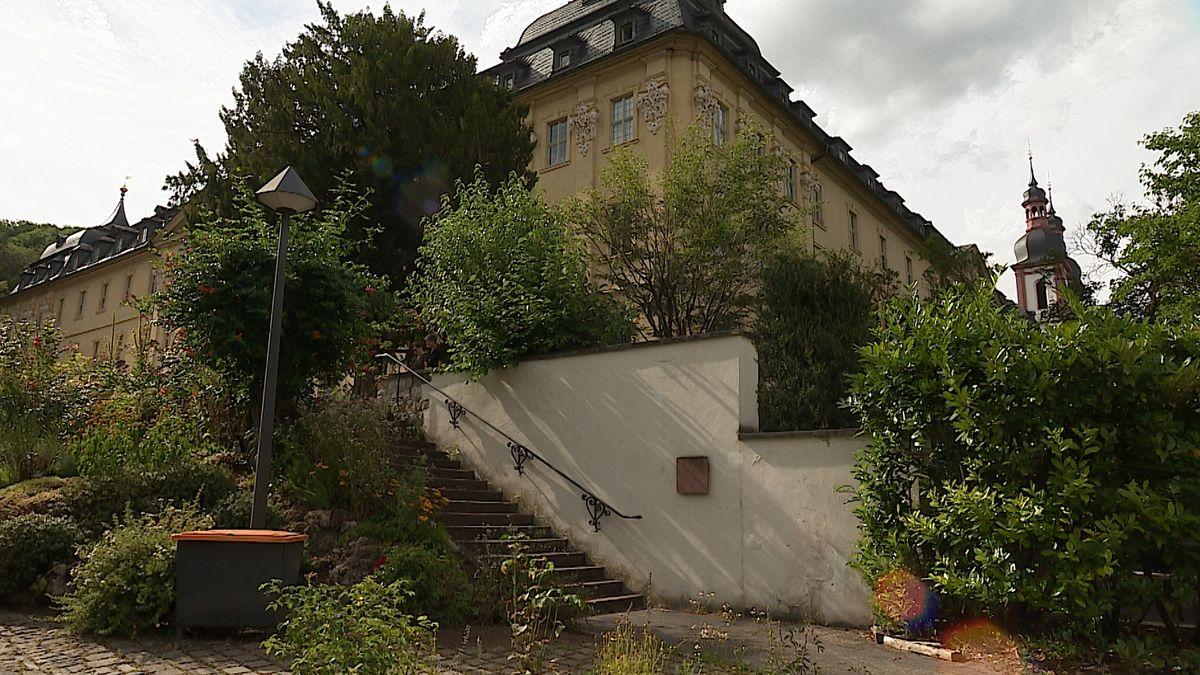 Das Kloster Oberzell