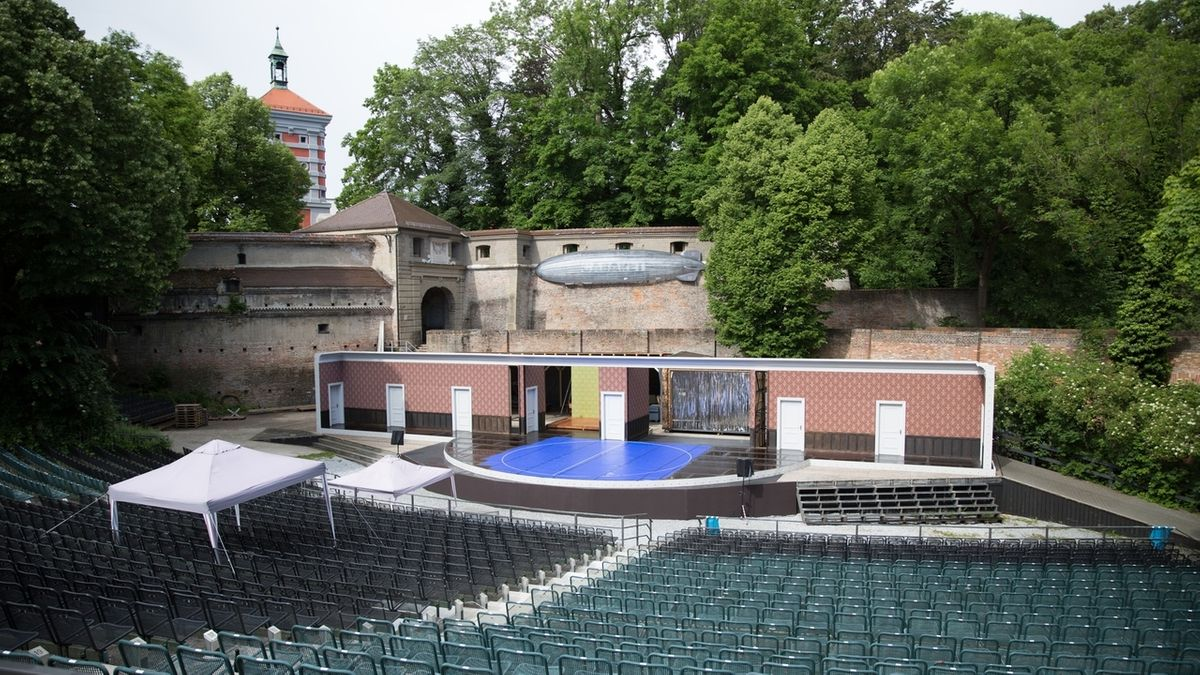 Freilichtbühne Augsburg