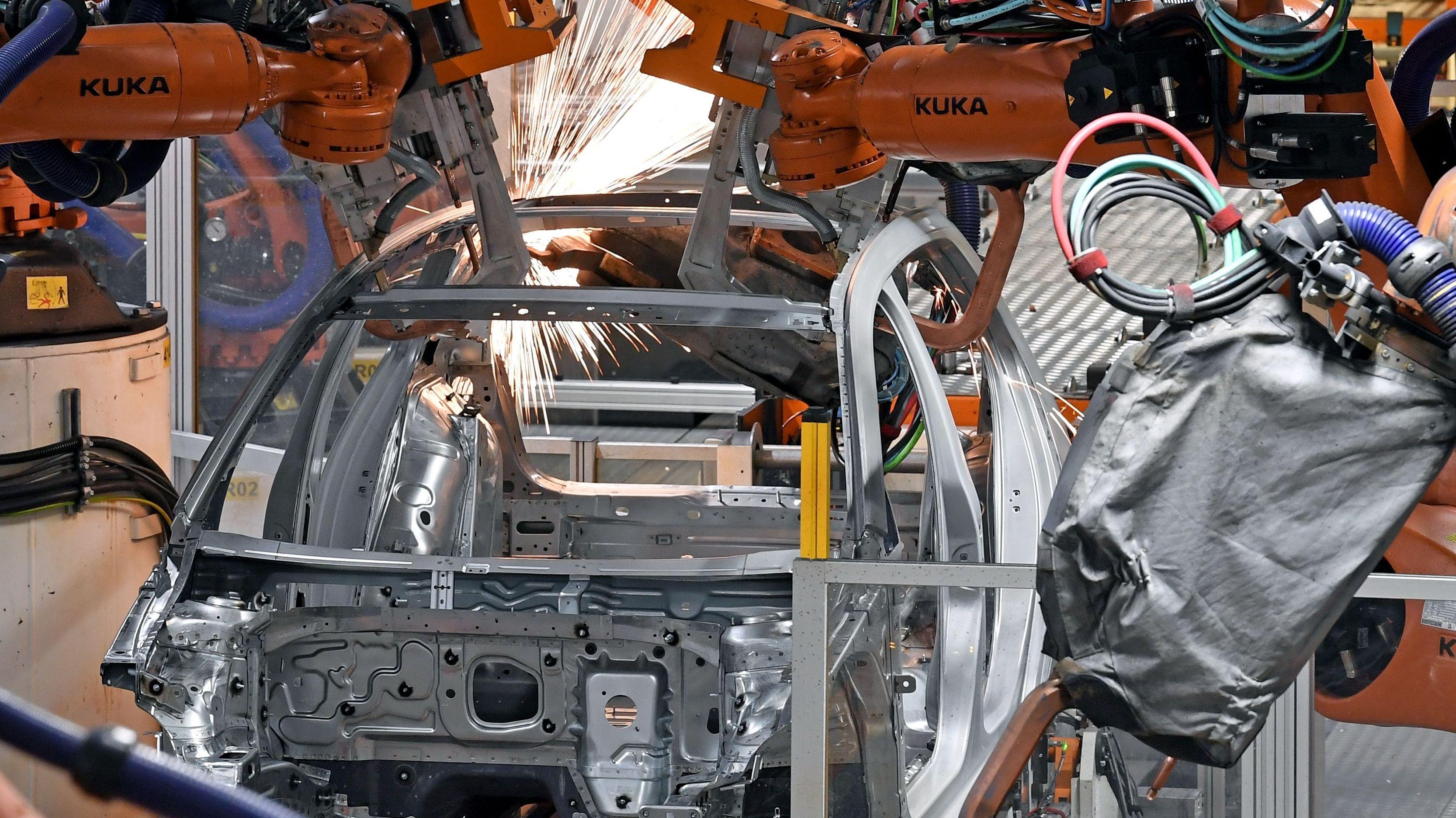 Symbolbild:  Umbruch in der Automobilbranche