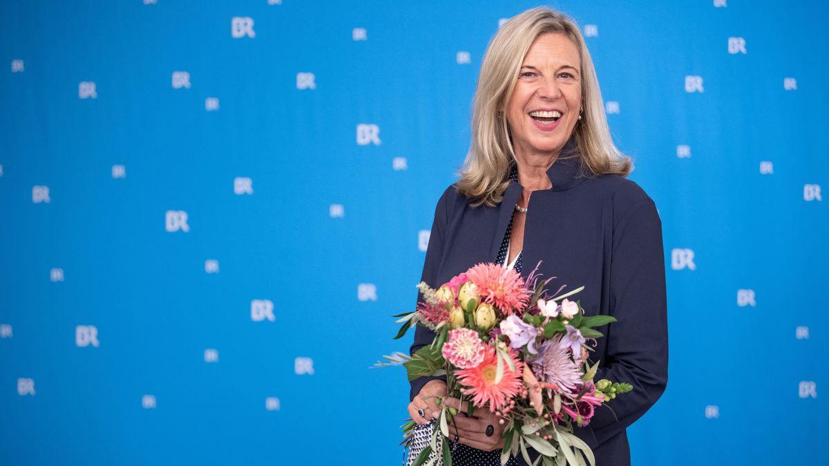 Die neue Intendantin des Bayerischen Rundfunks: Katja Wildermuth.