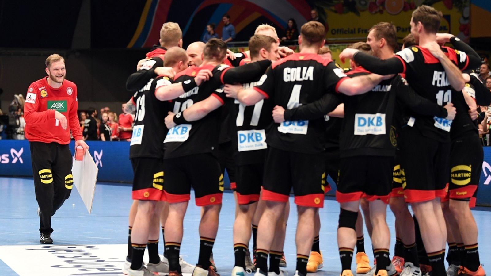 Handball-EM: Aufschwung gegen Österreich und ein neues Ziel