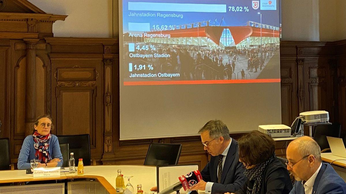 Regensburger Bürgermeisterin Maltz-Schwarzfischer gibt Ergebnis bekannt