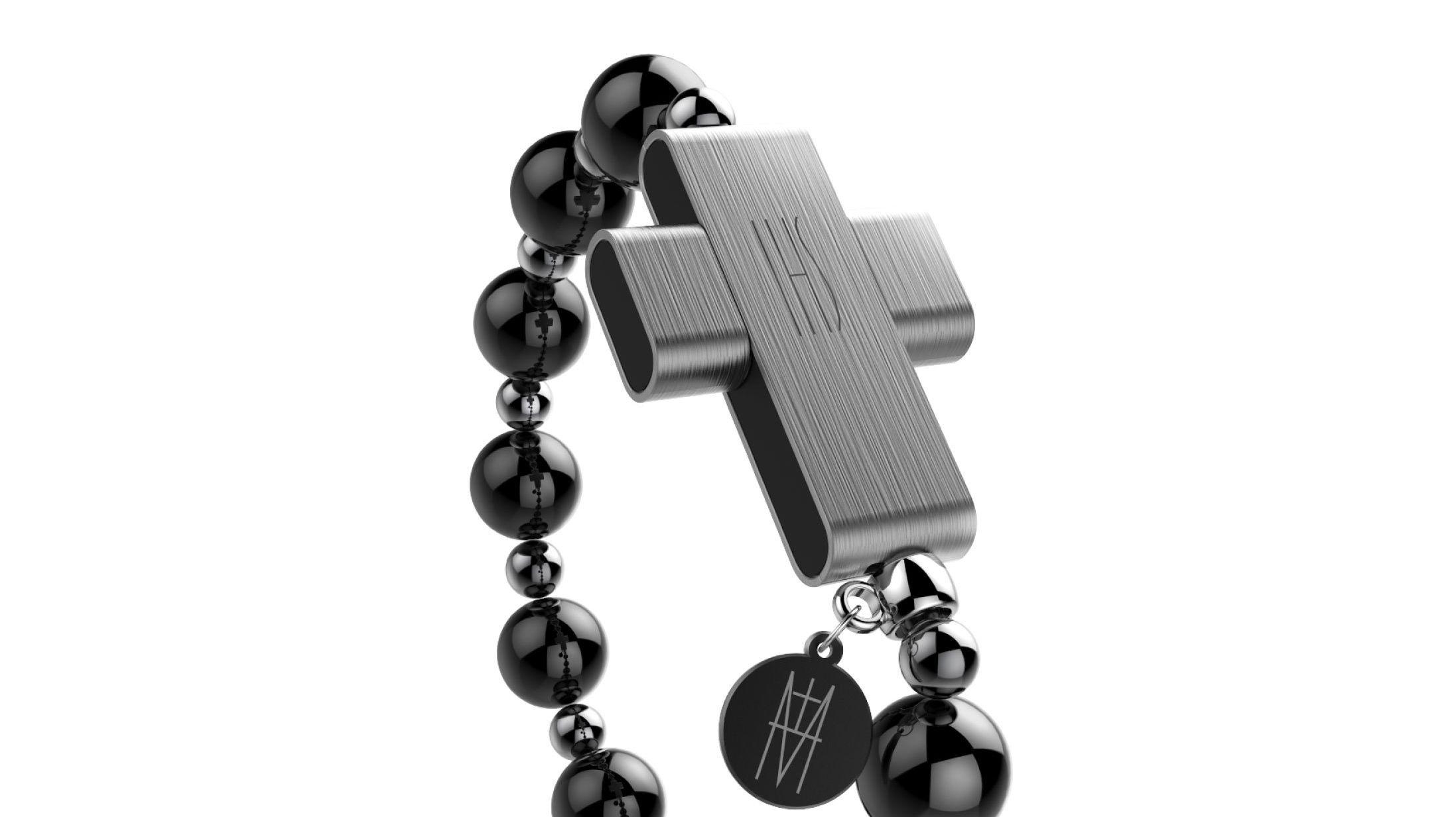 Vatikan vertreibt eRosary - einen smarten Rosenkranz
