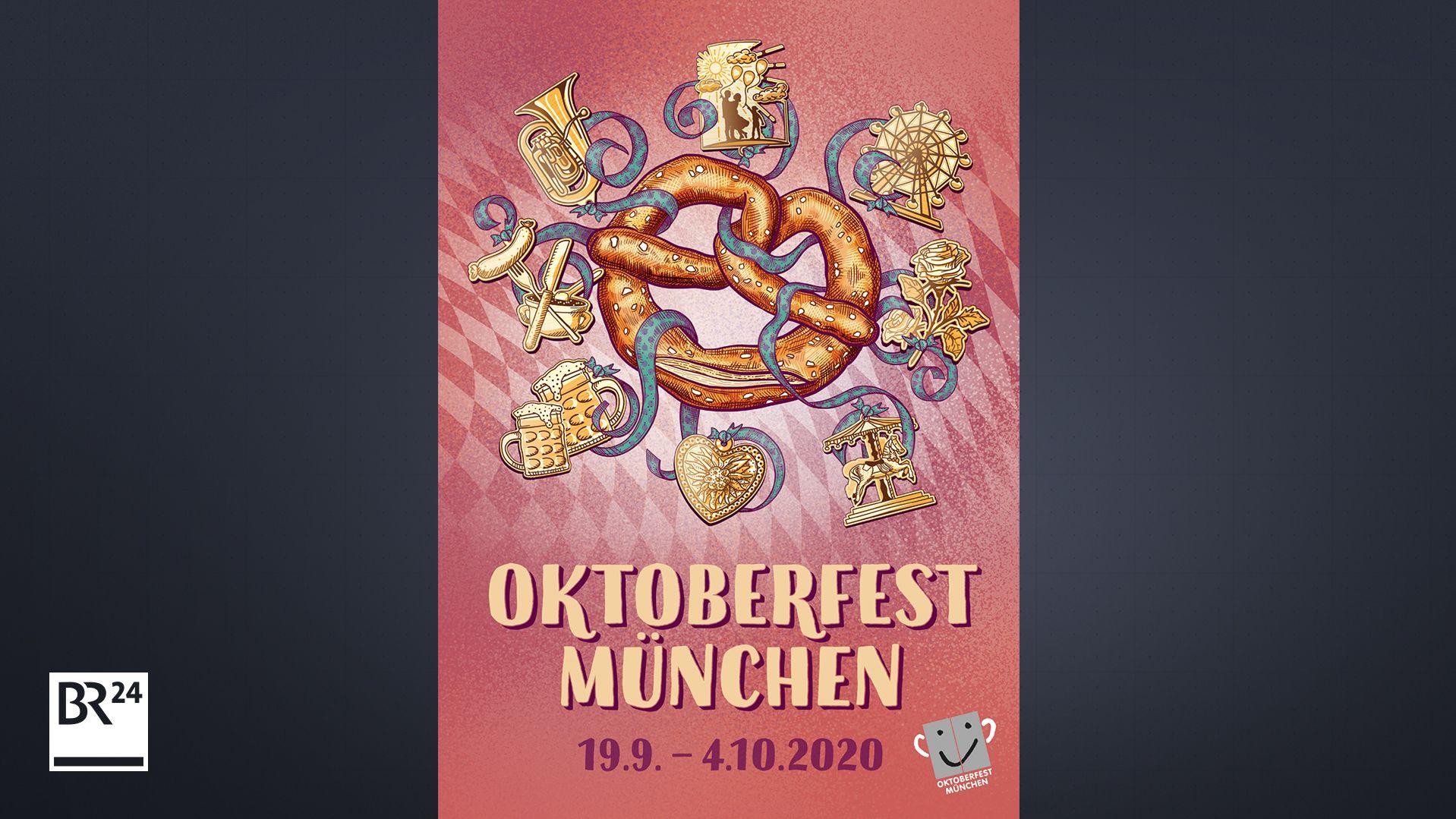 Oktoberfestplakat 2020