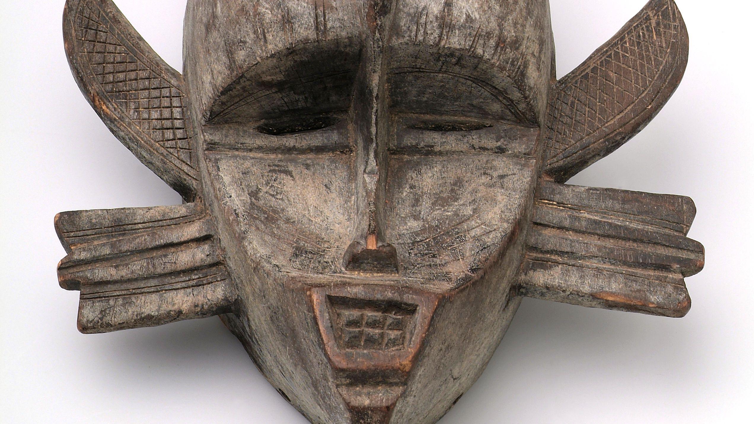 Maske Senofu Korner