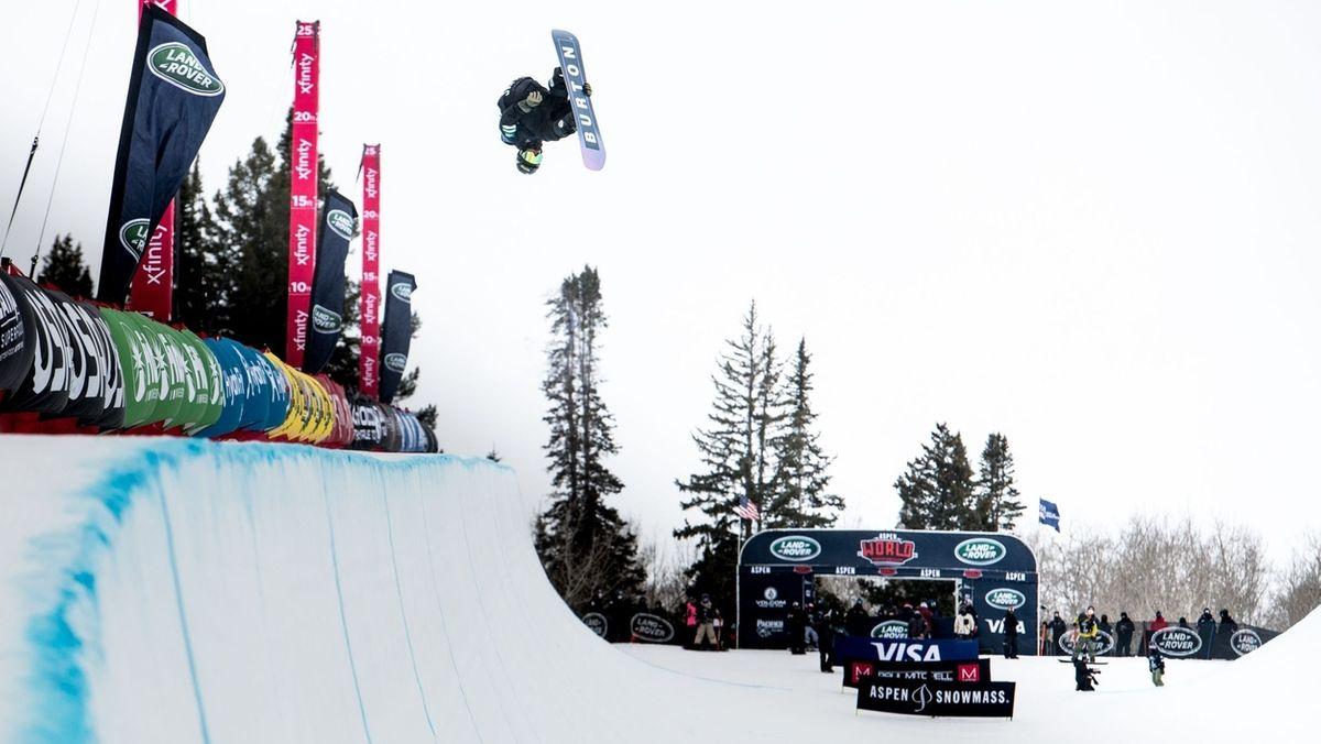 Snowboard-Weltmeisterschaft in Aspen Colorado
