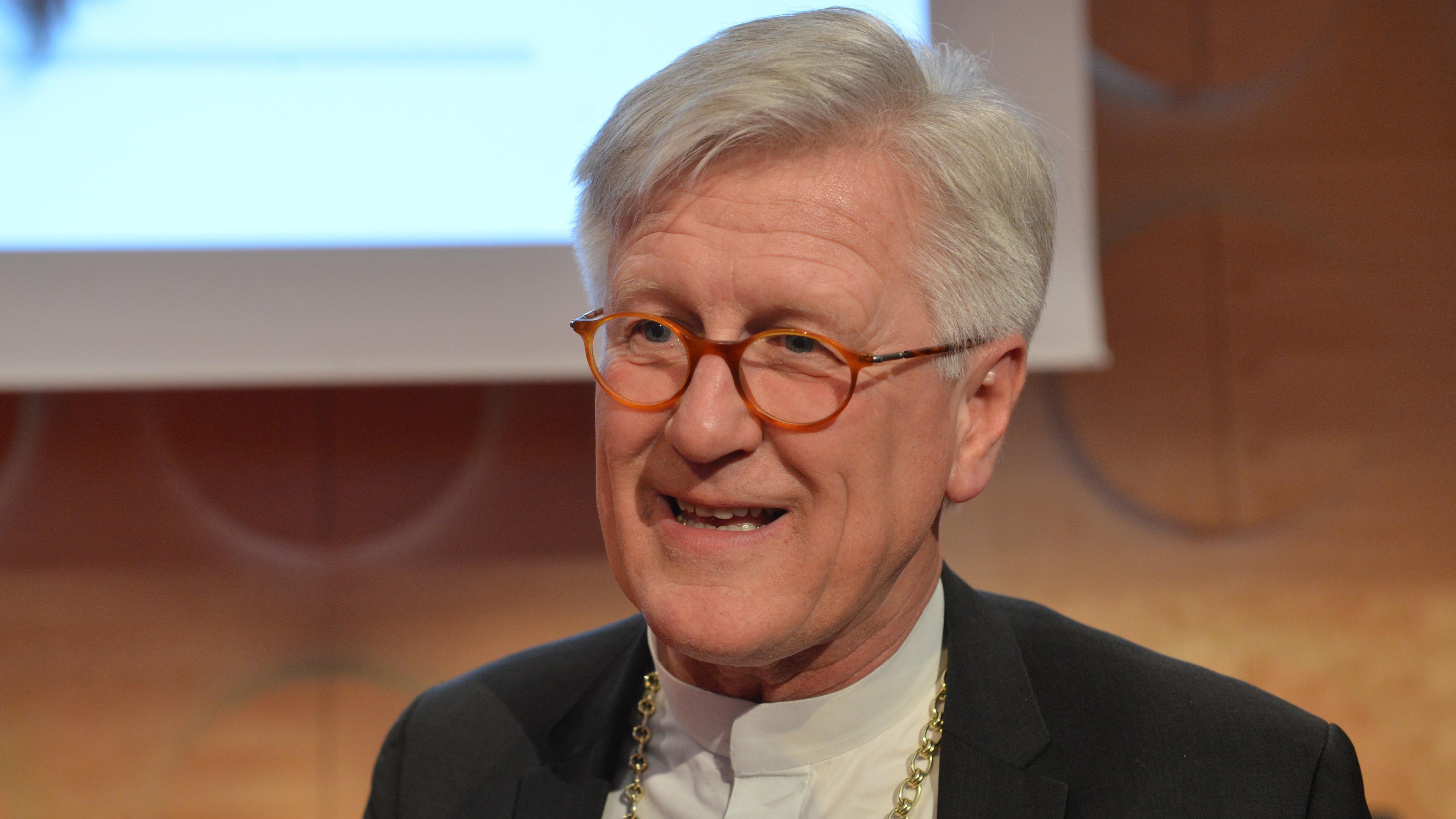 Heinrich Bedford-Strohm, der Ratsvorsitzende der Evangelischen Kirche in Deutschland
