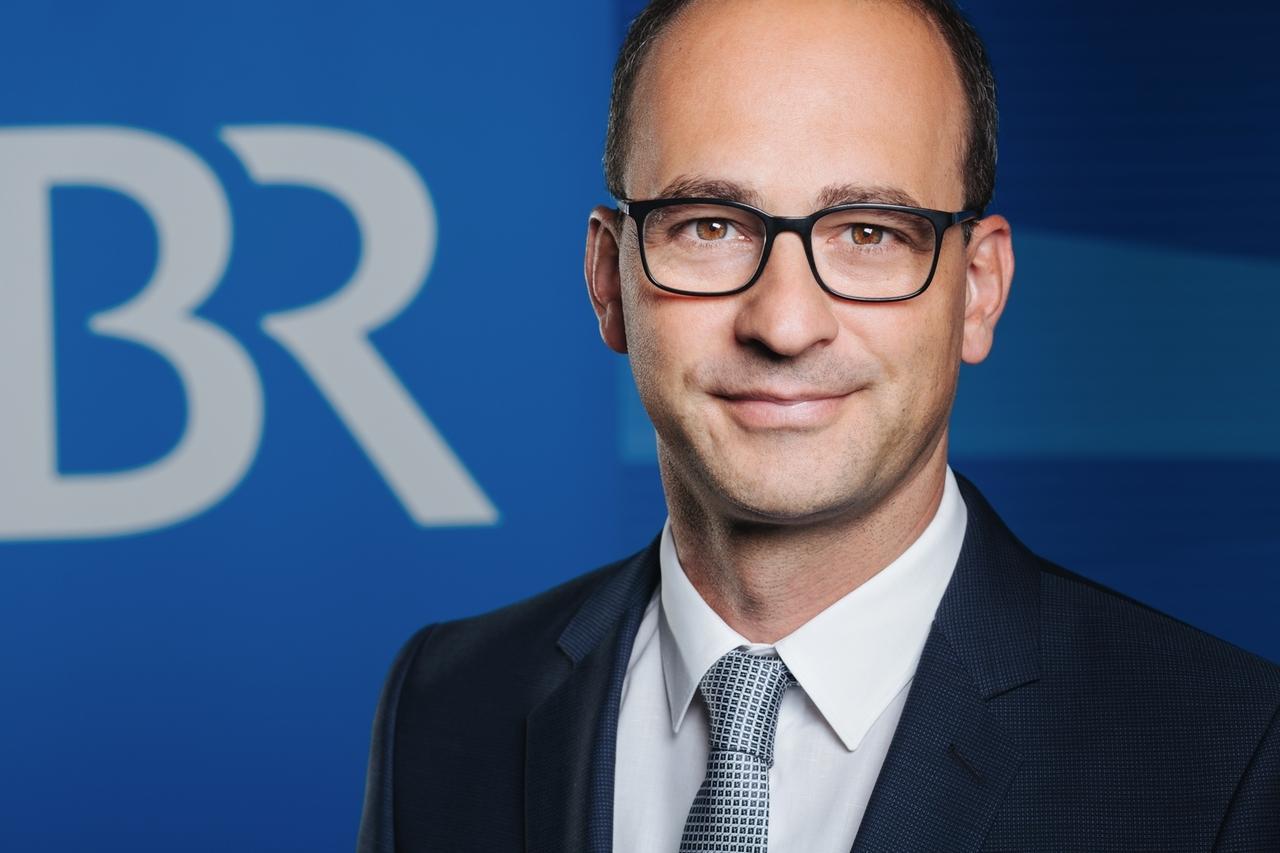 Christian Nitsche (Chefredakteur und Leiter Programmbereich Aktuelles), September 2017.