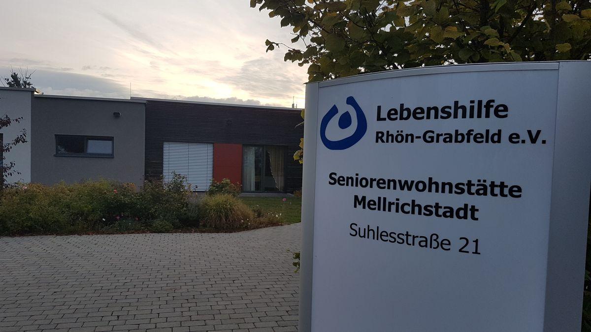 Die Lebenshilfe-Einrichtung in Mellrichstadt