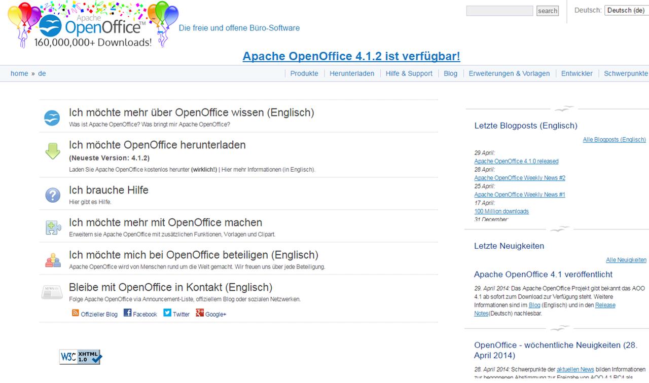 open office deutsch download - Ataum berglauf-verband com