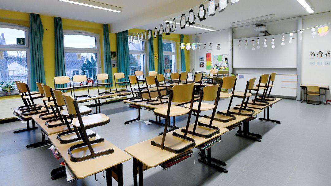Inzidenz in Aschaffenburg über 100: Distanzunterricht ab Montag