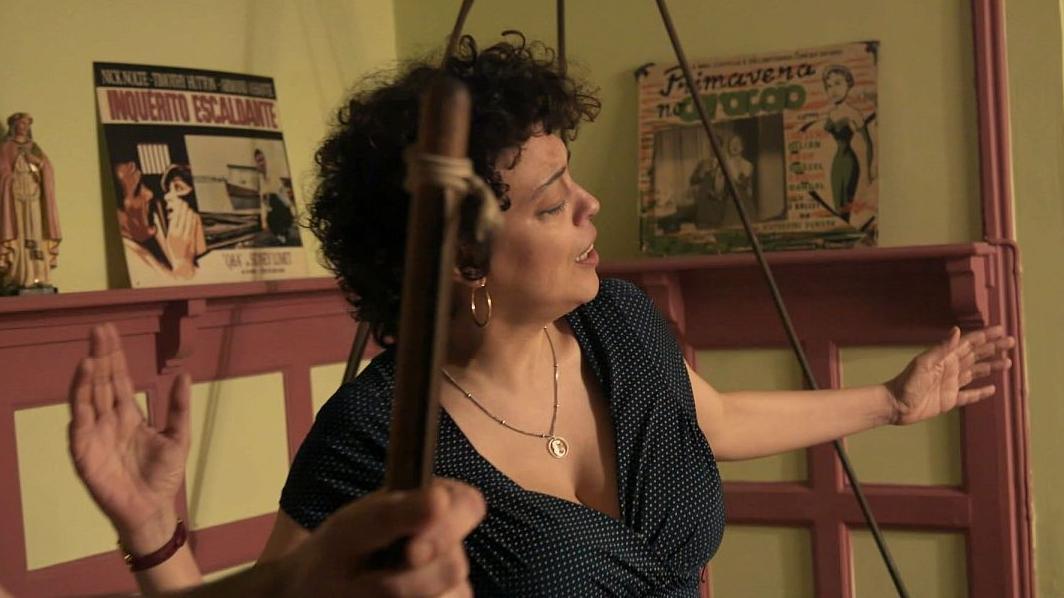 """Szene aus dem Dokumentarfilm """"Silêncio – Voices of Lisbon"""""""
