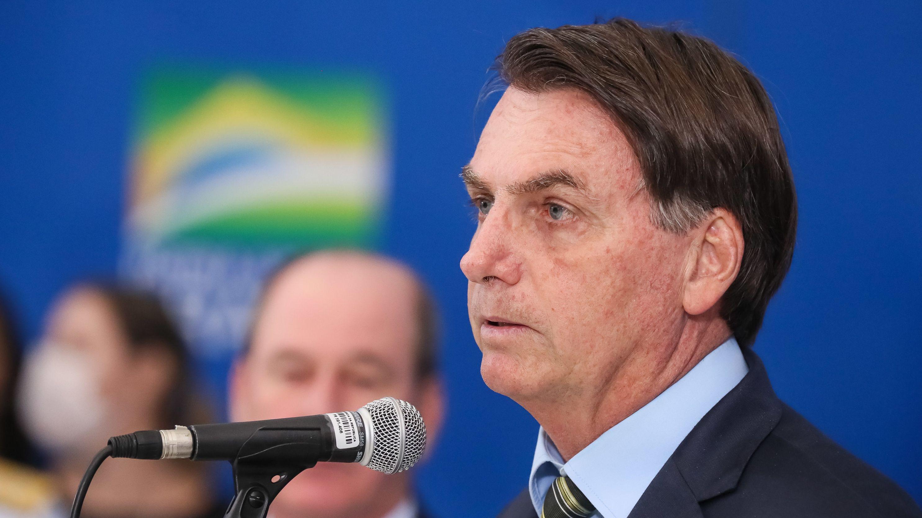 Coronavirus Brasilien: Bolsonaro fordert Rückkehr zur Normalität