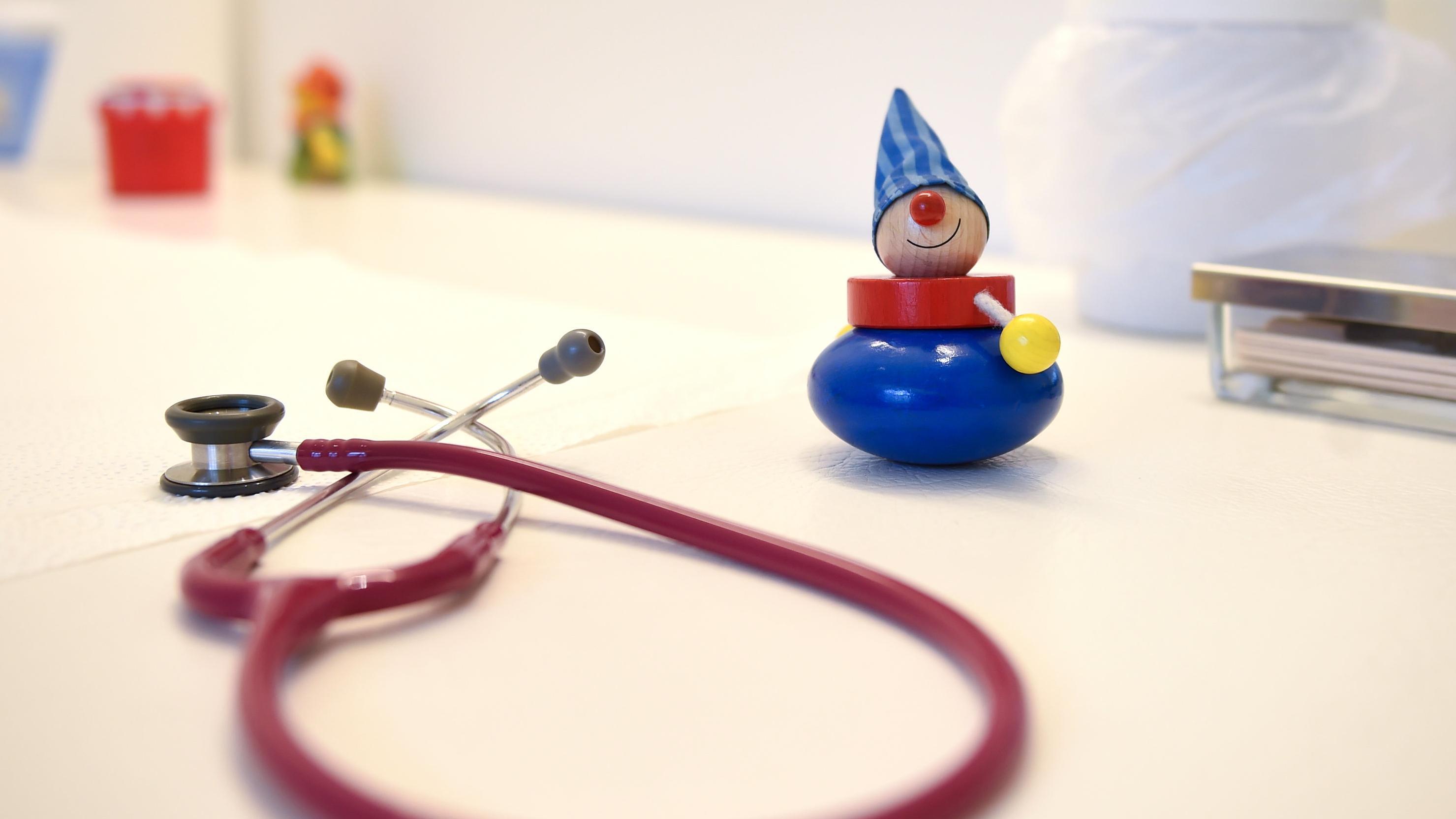 Kinderarztpraxis (Symbolbild)